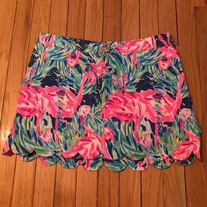 Flamenco Beach Collette Skirt - Size 6 🦩